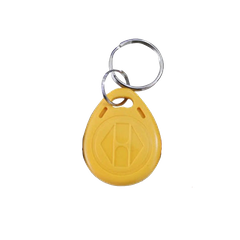 Atis RFID KEYFOB MF-Yellow