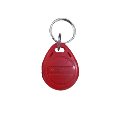 Atis RFID KEYFOB MF Red