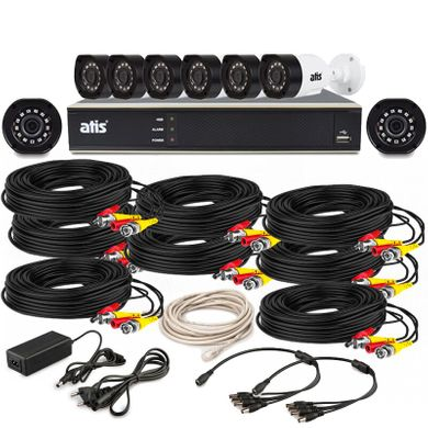 ATIS kit 8ext 2MP
